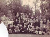 5-Б клас Великий Любінь 1957 р.