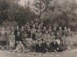 7-Б клас Великий Любінь 1959 р.