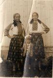 Святковий одяг любінських жінок, 1942 рік.