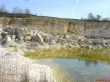 Озеро у Малому Любіні