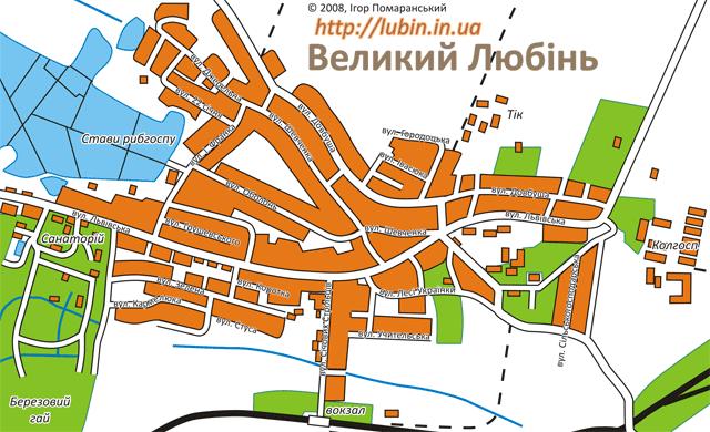 Міні-мапа
