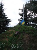 Символічна могила Січовим Стрільцям