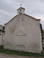 Родинний цвинтар Бруніцьких: капличка, вигляд зі східної сторони