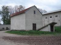 Родинний цвинтар Бруніцьких: капличка, вигляд із західної сторони