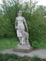 Пам'ятник телятниці